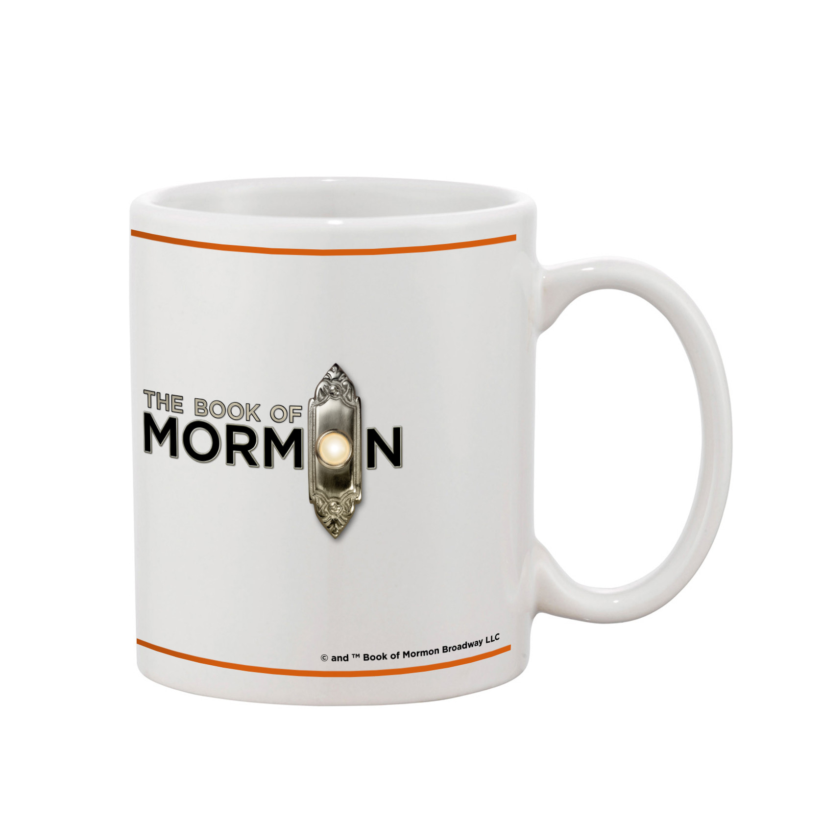 Book of Mormon - Logo Mug