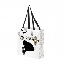 Book of Mormon - Recycled Tote Bag