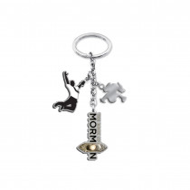 Book of Mormon - Keychain
