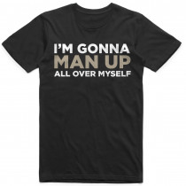 Book of Mormon - Man Up Tee