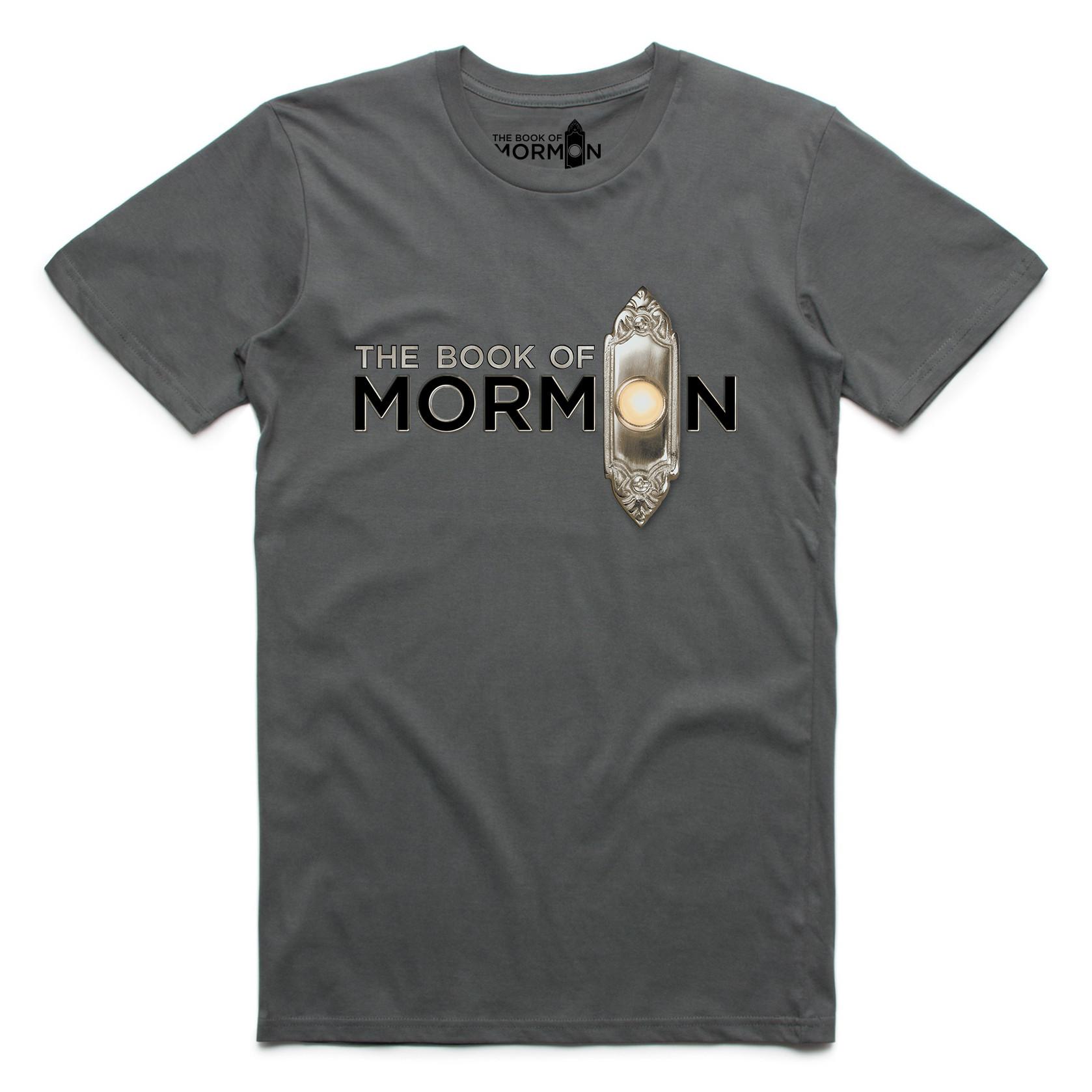 Book of Mormon - Logo Tee