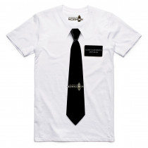 Book of Mormon - Tie Tee